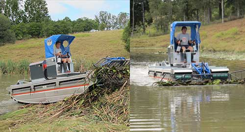 Mobitrac Amphibious Craft